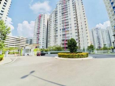BELOW MARKET 30% - Midfields Condo Duplex Penthouse Unit, Sungai Besi