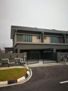 New Double Storey Terrence House at Stampin Baru