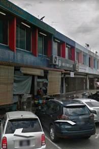 Tun Aminah 2 Storey Shoplot 22x70 sf
