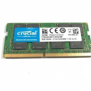 8Gb DDR4 Ram Laptop
