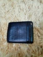 Authentic Kickers wallet all leather
