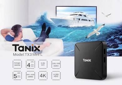 TX3 Mini H android tv box 2+16