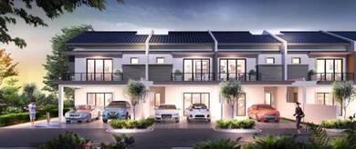 Impiana Villa 3 Taman Tuanku Jaafar Double Storey Terrace 22' x 75'