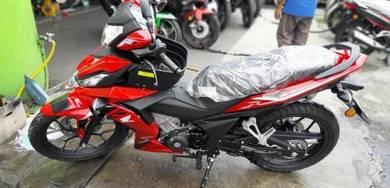 2019 Honda rs150 mudah lulus