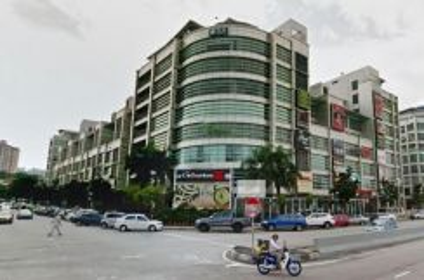IOI Boulevard duplex office