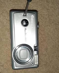 Canon PowerShot A400 Digital Camera