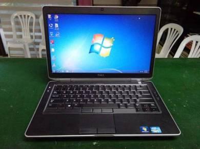 Dell Latitude E6330 intel i7