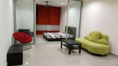 [fully furnish] 3 Elements 531sf 1+1 bedroom, seri kembangan