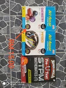 STPM books.Term 2