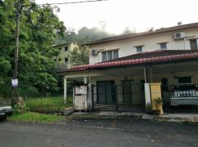 Corner House Taman Shahbandar Height Bentong