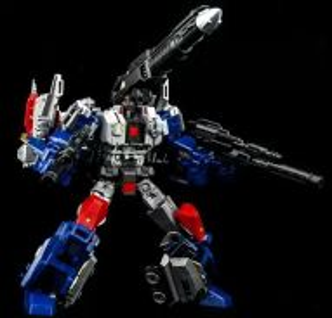 MakeToys MT CD-04 Divine Shooter Optimus Prime