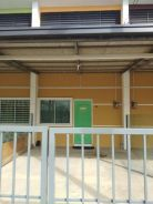 Taman villa intan / double storey landed / partially furnished