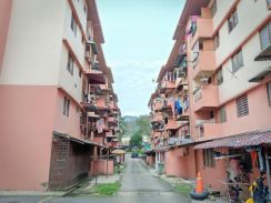 Flat Taman Melati, Setapak. Near Shopping Mall, Lrt station, Education