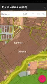 60 Acres Freehold Land Sg Merab Bangi Putrajaya Residential Project