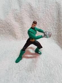 Power Rangers Action Figure - Green Ranger