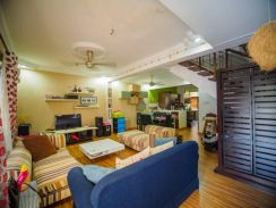 (Rumah Cantik) Rumah Teres 2 Tingkat Bandar Seri Putra, Bangi