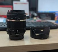 Tamron 18-270mm F3.5-6.3 VC di II for Nikon