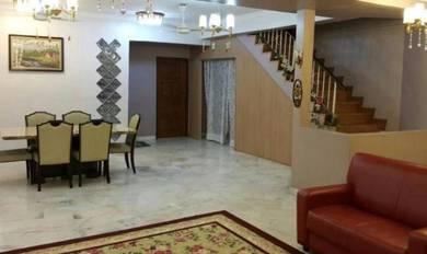 Double Storey House Partially Furnish Bandar Sunway PJS10 Subang Jaya