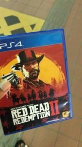 Red dead redemption 2 ( RDR 2 )