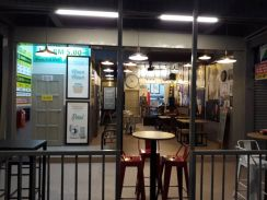 Cafe and laundromat for SALE