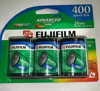 FujiFilm EXPIRES FILM (3ROLLs)