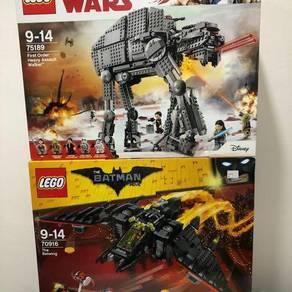 Lego Set- Star Wars & Batman