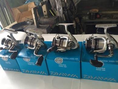 DAIWA LAGUNA 500 ~ 4000 Fishing Reel Pancing