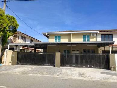Freehold Homestay 2 DoubleStorey for Sale Ipoh, Cempaka