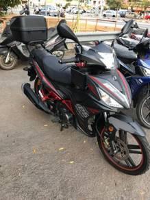 SYM Sport Rider 125i Special Edition