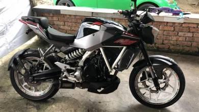 Naza n5 250cc boleh trade