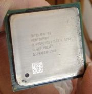 Pentium 4 2.4Ghz and 2.8Ghz