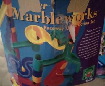 Marble run works