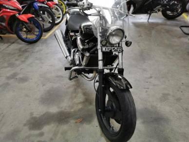 Kawasaki vn250_used
