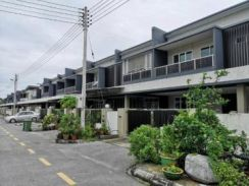 Empty New Unit | Double Storey|Batu Kawa(opposite emart),Stephen Yong