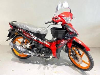 Honda Wave Alpha 110cc Second Vnew FullLoan Dash