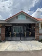 FOR SALE -Taman Delima 2 Kluang (100% full loan)