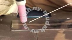 Welding Malaysia rods -Hard surfacing of punch