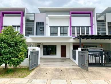 Double storey setia permai 2 (facing open) setia alam