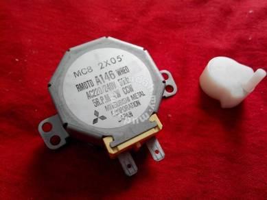 AC Motor 220/240VAC MC8 2X05