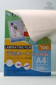 A4 Laminate Film