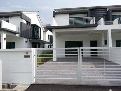 2 Storey Semi-D Permatang Sanctuary , Alma , Bukit Mertajam