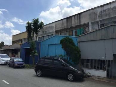 1.5 storey FACTORY at Johor Bahru