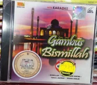 VCD Gambus Bismillah Hits Karaoke