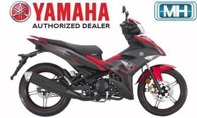 Yamaha Y15ZR / Y 15 / LC150 / Y15 low interest %