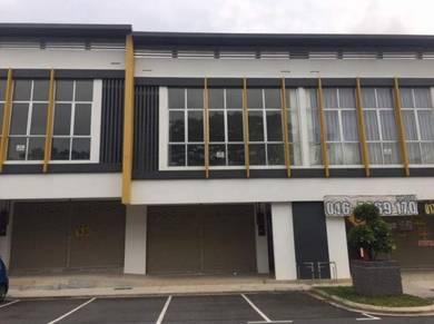 Impian Avenue Double Storey Shop Office Ground Floor Taman Impian Emas