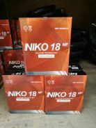 Car battery bateri Niko 18 ns 40zl 1-31/12