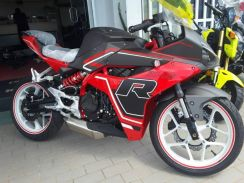 Naza n5r rs200 n5 free exhaust