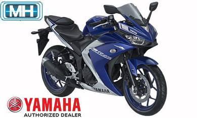 Yamaha R25 / R 25 / YZF-R25 / 250 0.59%-0.73%