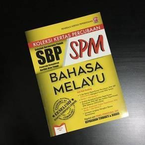 SBP Past Year Papers Bahasa Melayu 2012-2016