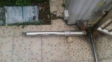 Autogate arm motor